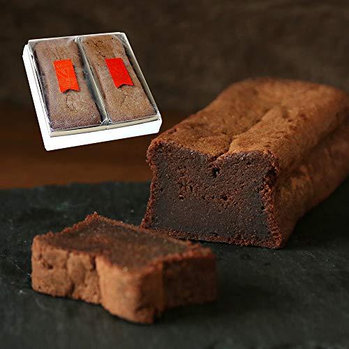 濃厚 ガトーショコラ チョコレートケーキ ギフト 川本屋茶舗 (ホール2本)