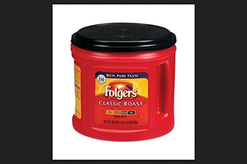 folgers classic roast medium ground