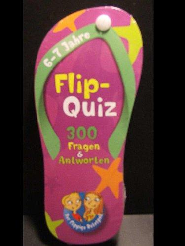 Flip-Quiz der flippige Ratespaß 6-7 Jahre