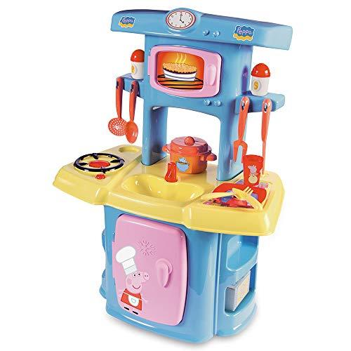 Smoby 7600001711 - Peppa Pig La Mia Prima Cucina