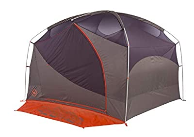 Big Agnes Bunk House Camping Tent, 4 Person