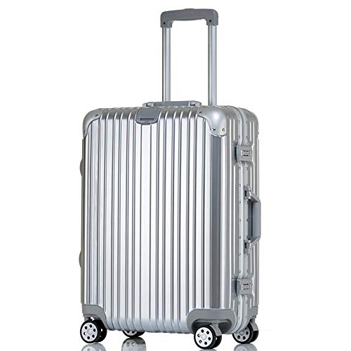 XIANGSHAN Trolley Case - Stylish and Durable PC Material Trolley Case/Convenient Travel Trolley Case / 34 Inches / 44.5 * 26.5 * 65.5cm