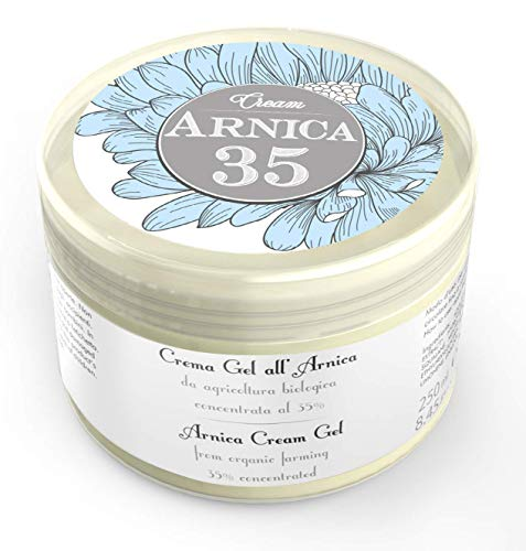 Dulàc - Arnica 35 - THE MOST CONCENTRATED - Arnica Gel Cream with a 35%...