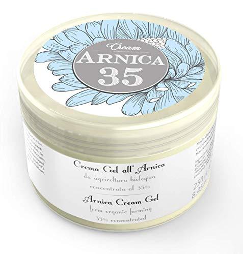 Dulàc - Arnica 35 - AM MEISTEN KONZENTRIERT - Arnika Gel Creme 35% konzentriert (250 ml)