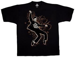 Liquid Blue Men's Elvis Let's Rock Short Sleeve T-Shirt