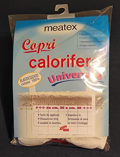 MEATEX Mini - Copri TERMOSIFONE, Beige, cm.20-40