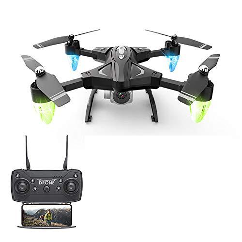 CBPE Drohne Mit 1920P HD Kamera, RC Quadrocopter, GPS Und Follow Me Funktion, Live Übertragung Mit 110° Weitwinkel, Hochhaltung, Kopflos Modus