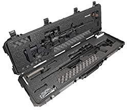 Case Club Precision Rifle and AR Rifle Pre-Cut Waterproof Case, Tetra Gun Grease
