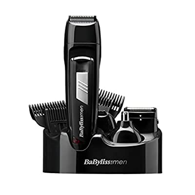 Babyliss 7056CU Cordless Rechargeable 8 In 1 All Over Grooming Kit