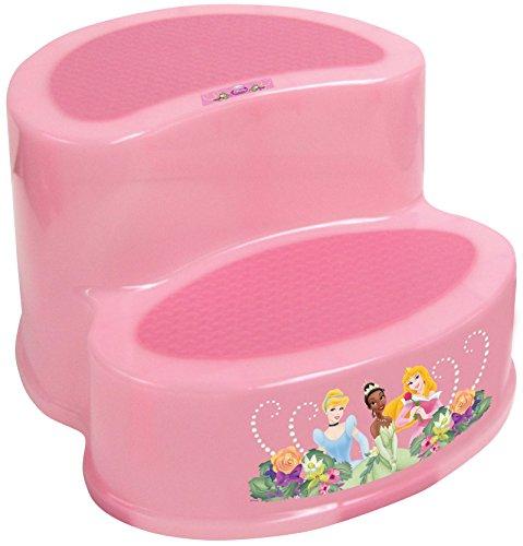 Ginsey Disney Princess 2-Step Stool