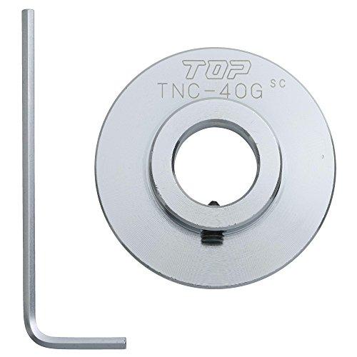 トップ(TOP) 内径カッターガイド板 電動ドリル用 TNC40G