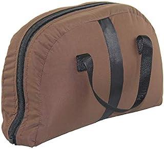 NEDVI Memory Foam Camping Pillow Travel Car Pillow Portable Memory Foam Neck Pillow Ergonomic Bed Pillow for Sleep Cervica...
