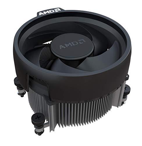 AMD Ryzen 5 3600XT 6-core, 12-threads unlocked desktop processor with Wraith Spire cooler