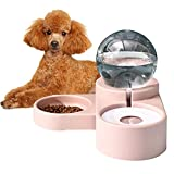 2 in einem automatischen Bubble Cat-Trinkbrunnen, Tierfutterautomat, Katzen-Hundenahrungs- und...