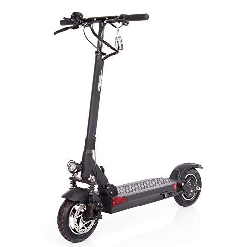 Wizzard Elektro City Scooter 2.5 Plus - 500 W Motor - 100 Km Reichweite - 40 Km/h - (Ohne Sitz)