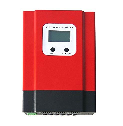 Y&H MPPT 40 A Solar-Laderegler Solarbatterie-Laderegler unterstützt das Solarsystem max. 130 V DC Input-【Esmart3-40A】