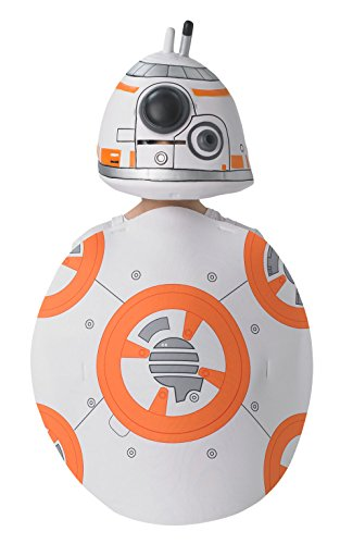 Rubie's-déguisement officiel - Star Wars- Tabard Luxe rembourré BB8 - Taille Unique- ST-630597