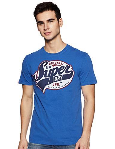 Superdry Heritage Classic tee Camiseta de Tirantes para Hombre