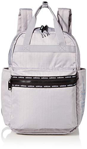adidas Women's Essentials Backpack, Glory Grey/White, One...