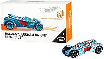 Hot Wheels id Arkham Knight Batmobile