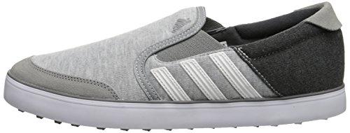 adidas Men's Adicross SL-M, Core Heather/White/Dark Grey, 10 M US