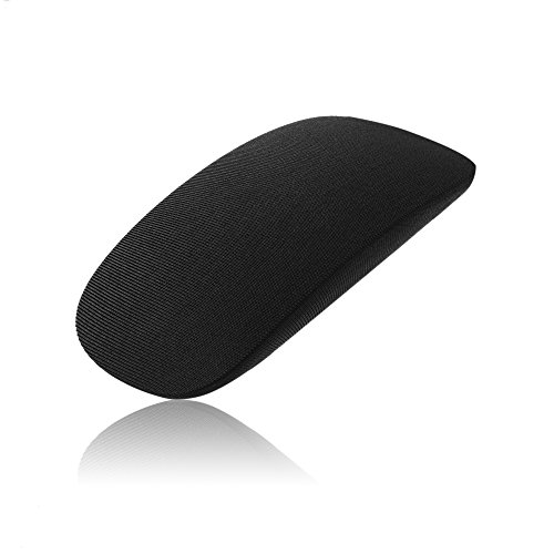 Elastic Dust Cover Sleeve for Apple Magic Mouse 2 Microsoft Surface Mouse (Dark Grey)