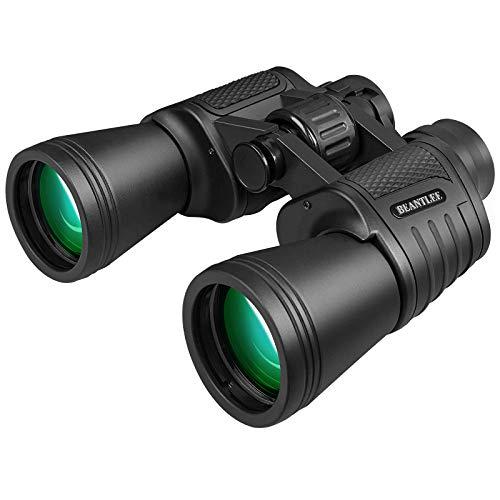 20X50 Prismáticos de alta potencia para niños adultos, binoculares para observación de pájaros, caza, viajes, juegos de fútbol al aire
