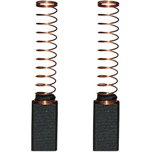 Kohlebürsten Kohlen 5x8x14mm für Bosch Heckenschere AHS 55 / AHS 550-24 ST/AHS 55-22