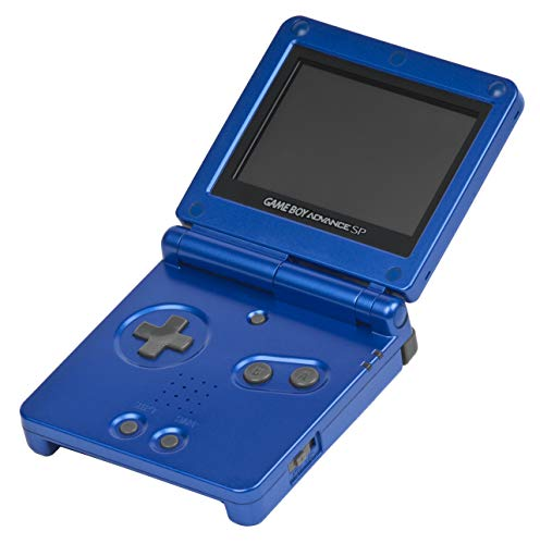 Nintendo Game Boy Advance SP - Cobalt (Renewed)