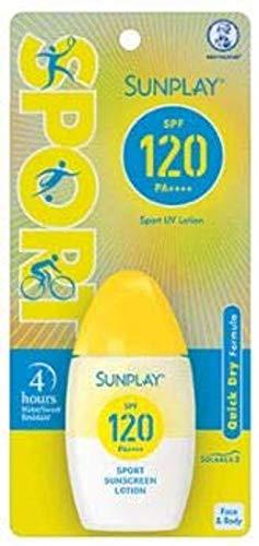 sunplay Sport Sunscreen Spf120 Pa++++
