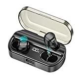 Best Earbud Wireless Headphones - AMINY Wireless Earbuds Bluetooth Headphones 80 Hrs Playtime Review