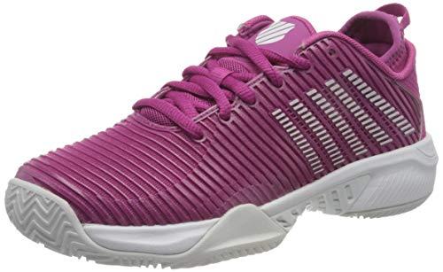 K-Swiss Performance KS Tfw Hypercourt Supreme HB-cactsflwr/nmbscld/Wht, Zapatos de Tenis Mujer, Flor de Cactus Nube de Nimbo Blanco, 40 EU