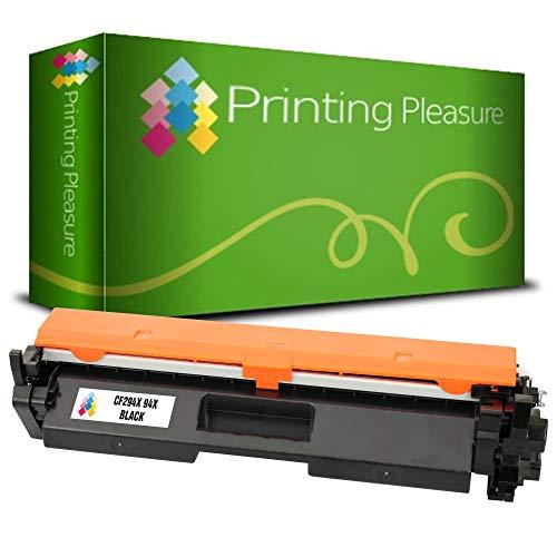 Printing Pleasure Compatible CF294X 94X Cartucho de tóner para HP Laserjet Pro M118dw   MFP M148dw M148fdw M149fdw - Negro, Alta Capacidad (2.800 Páginas)