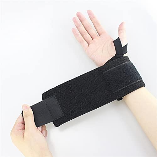 Pulsera ajustable Protección deportiva pulsera de pulsera de pulsera de punto de pulsera de punto de compresión Banda de presión Alivie el túnel carpiano y el dolor de la muñeca (manos izquierda y der