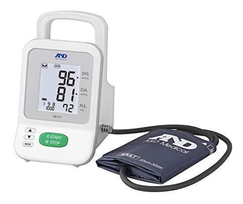 A&D Medical UM-211 Professional Upper Arm Blood Pressure Monitor