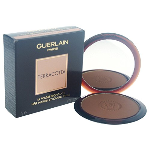 Guerlain Terracotta Bronzing Powder #03-Naturel Brunettes 10 Gr 1 Unidad 50 ml