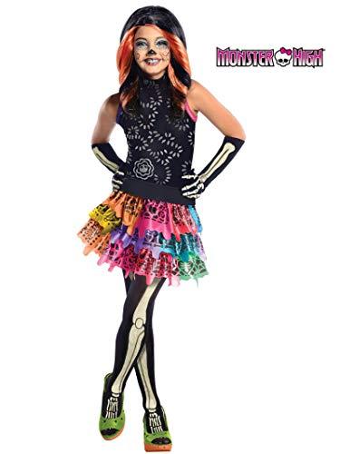 Rubie's Monster High–Kostüm Skelita Calaveras Talla S (3 - 4 años)