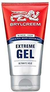 Brylcreem Extreme Hair Gel Ultimate Hold 150 ml by Brylcreem