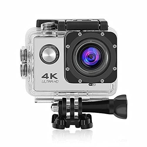Generico PRO Cam Sport Camera 4K WiFi Ultra HD VIDEOCAMERA con Telecomando