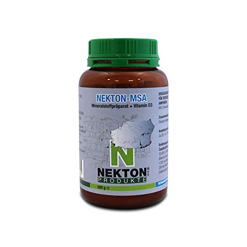 Nekton MSA Inhalt 500 g
