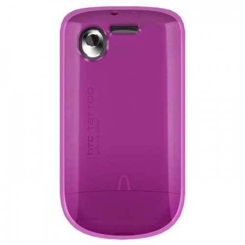 Katinkas Design Cover Case voor HTC Tattoo roze