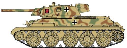 Panzerkampfwagen T34-747 (r)