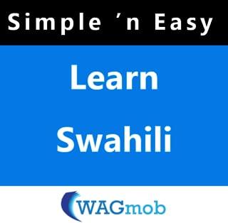 Learn Swahili by WAGmob