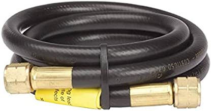 Mr. Heater 5' Propane Hose Assembly 9/16 left hand Female Pipe Thread on both ends