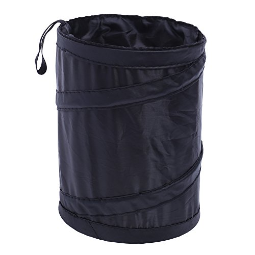 demiawaking Auto Staub Bin Storage Bucket Trash kann zusammenklappbare Container Pop Up Garbage Bag Set