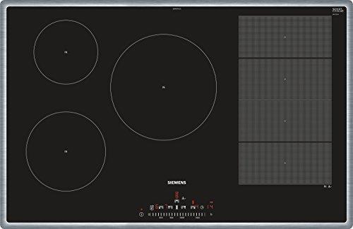 Siemens EX845FVC1E iQ700 Induktionskochfeld / 79.5 cm / varioInduktion / PowerBoost / TouchSlider / Glaskeramik