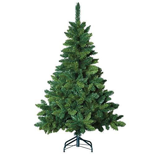 FEERIC LIGHTS & CHRISTMAS Sapin de Noël Artificiel Blooming Vert - Hauteur 1m80-622 Branches - Qualité