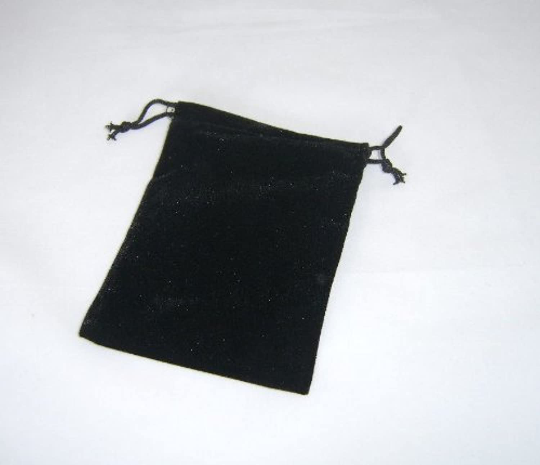 Pack of 12 schwarz Velvet Rectangle Drawstring Pouch 44x51 44x51 44x51 (BD1231) B004WKIP6A | Schön und charmant  81c4d1