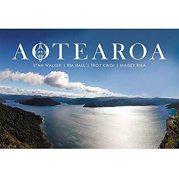 Aotearoa (Maori Language Week 2014)