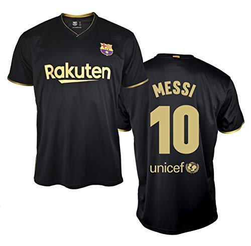 FC. Barcelona Camiseta Replica 2ª EQ. Temporada 20/21 Adulto - Producto con...